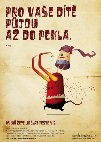 Plakát Pohádkové bytosti