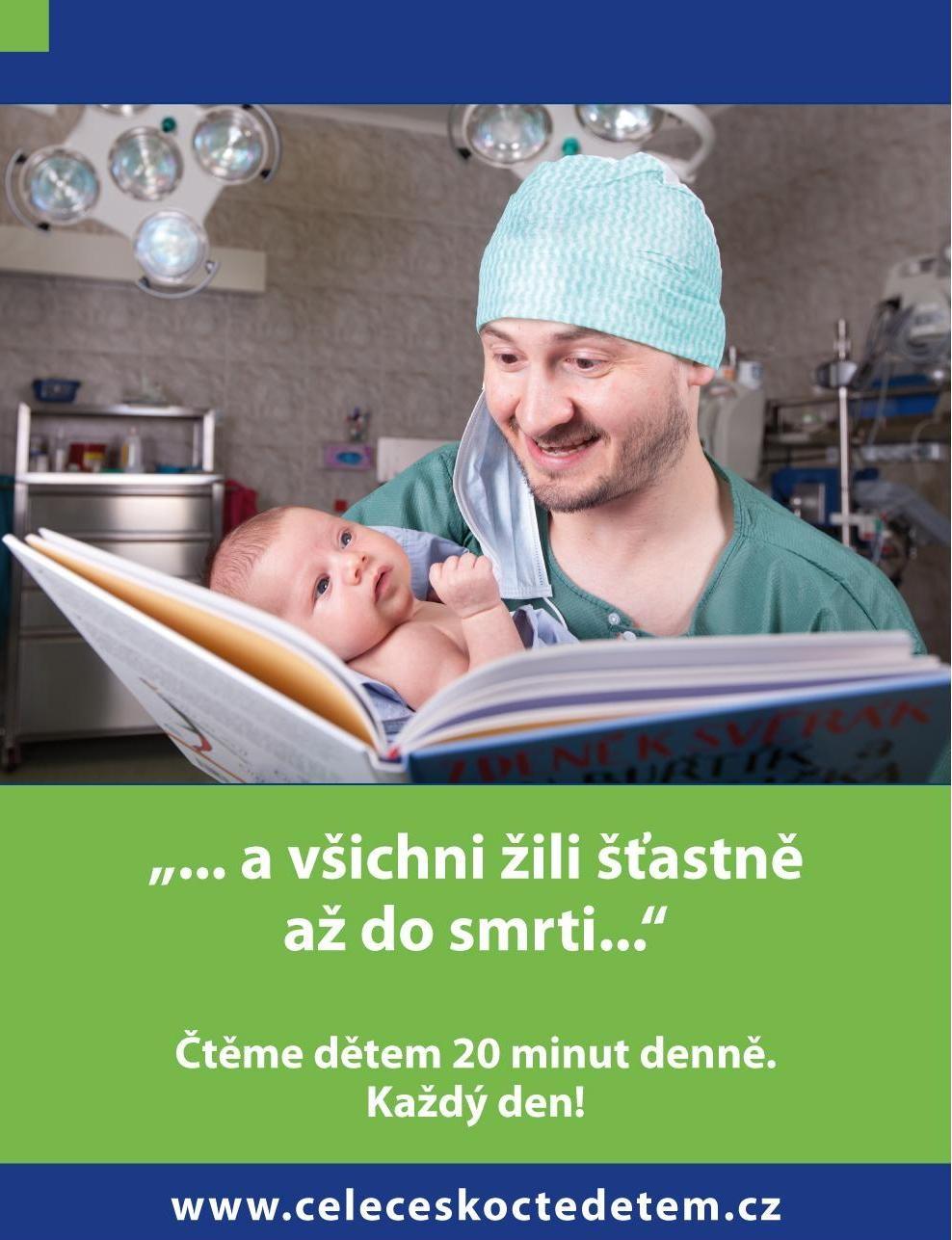Plakát Tatínek v porodnici