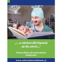 Plakát Tatínek v porodnici A3