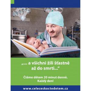 Plakát Tatínek v porodnici A2