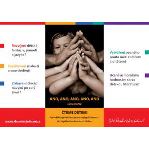Plakát Spojené dlaně A3