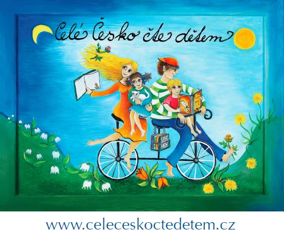 Výsledek obrázku pro celé česko čte dětem logo